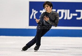 Japan Figure Skating Team Worlds Men