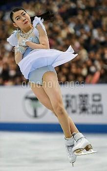 Japan Figure Skating Team Worlds Ladies