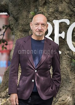 Sir Ben Kingsley attends The BFG UK premiere in Leicester Square - London