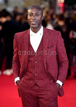 Ozwald Boateng attending the UK Premiere of A Star is Born held at the Vue West End, Leicester Squar