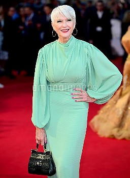 Maye Musk attending the UK Premiere of A Star is Born held at the Vue West End, Leicester Square, Lo