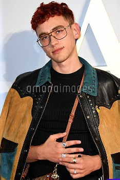 Olly Alexander attending the UK Premiere of A Star is Born held at the Vue West End, Leicester Squar