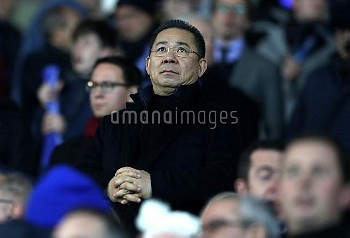 File photo dated 22-11-2016 of Leicester City owner Vichai Srivaddhanaprabha