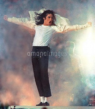 January 1993, Pasadina, California, USA: The King of Pop, Michael Jackson, has died at the age of 50