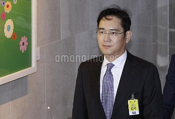 December 6, 2016 - Seoul, South Korea: Lee Jae Yong, vice chairman of Samsung group, arrives during