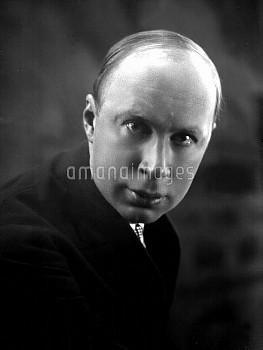 Sergueï Sergueïevitch Prokofiev (1891-1953), Russian composer and pianist.