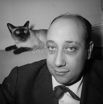 Jean-Pierre Melville ( 1917-1973 ), French film-maker. RV-213362