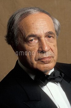 Pierre Boulez, French conductor, on June 22, 1991.