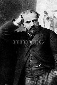 Emmanuel Chabrier (1841-1894), French musician.