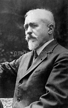 Paul Dukas (1865-1935), French composer.