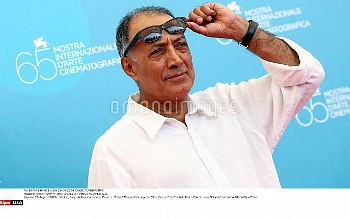 28 August 2008 - Venice, Italy - Abbas Kiarostami, Director. 'Shirin' Photocall during the 65th Veni