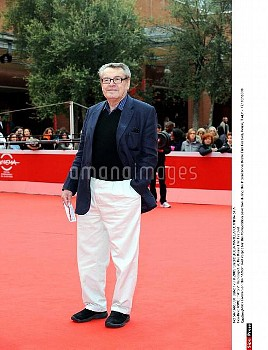"Milos Forman on the ""After"" Red carpet for the Competition selection during the International Rome F"