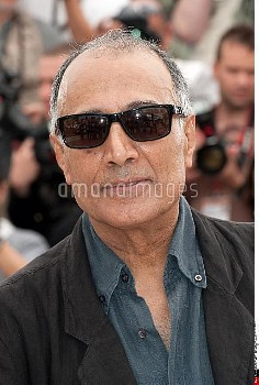 """Directed Abbas Kiarostami attends the photocall for the film """" Certified Copy """" directed Abbas Kiaro"""