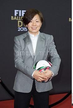 FIFA バロンドール 2015 授賞式