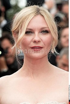 Kirsten Dunst attends the closing ceremony of the 69th annual Cannes Film Festival at the Palais des