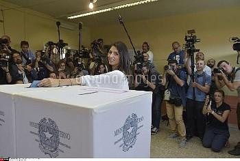 ローマに初の女性市長誕生