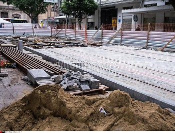 The line 4 of Rio subway is not finished. Gouvernor of RIO hopes it will be ready for JO. 30/06/2016