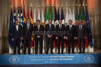 南欧7カ国首脳会議