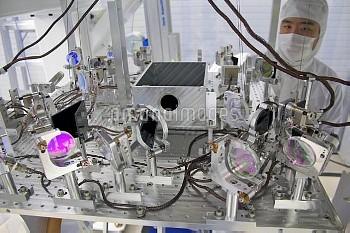 LIGO gravitational wave detector optics