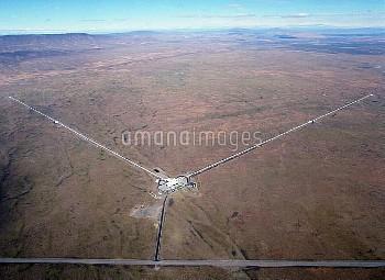 LIGO gravitational wave detector