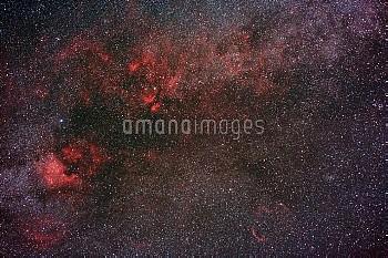 Milky Way and Cygnus