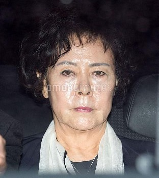 South Korea - Lotte Group Founder's Daughter Shin Young-Ja Arr