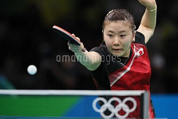 Olympics: Table Tennis-Women's Singles Quarterfinals