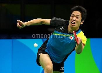Olympics: Table Tennis