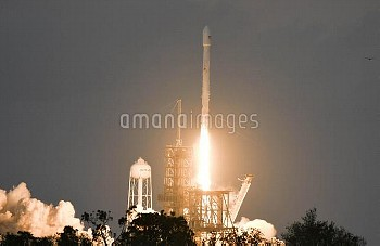 スペースX、今週2度目のファルコン9ロケット打ち上げに成功