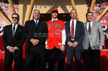 MLB: Los Angeles Angels-Press Conference