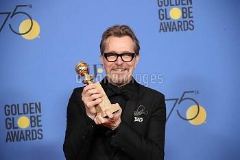 Entertainment: 75th Golden Globe Awards