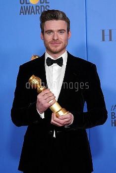 """CA: NBC's """"76th Annual Golden Globe Awards"""" - Press Room"""