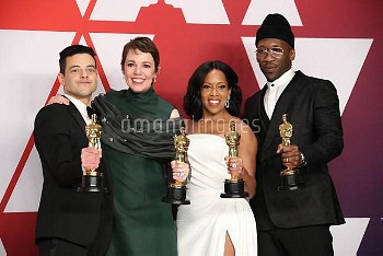 Entertainment: 91st Academy Awards
