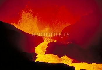 Kilauea volcano.