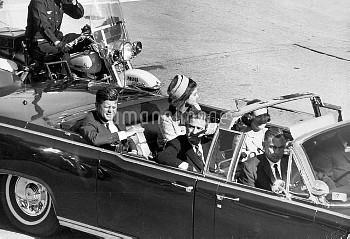 President John F Kennedy's assassination. Dallas Texas  22 November 1963 ©TopFoto