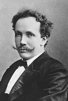RICHARD STRAUSS  Richard Georg Strauss  11 June 1864 – 8 September 1949)  German composer of the lat
