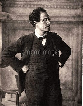 GUSTAV MAHLER  Gustav Mahler  7 July 1860 – 18 May 1911 Bohemian-Austrian composer and conductor Cre