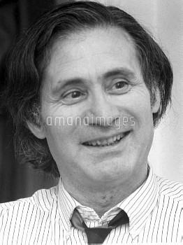 ALFRED SCHNITTKE 1986 1934 - 1998 Russian Composer Credit:  Hans-Ulrich Radloff / Boosey and Hawkes