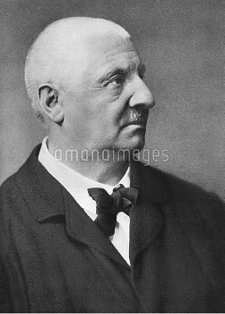 Anton Bruckner (1824-1896), Austrian composer known for his symphonies, masses, and motets.