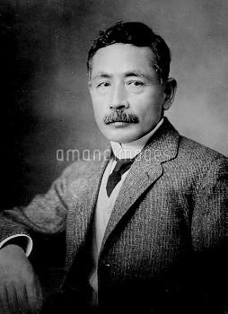 Natsume Soseki (1867-1916), pen name of Natsume Kinnousuke, Japanese novelist.
