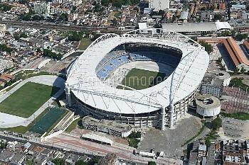 【マラカナン地区】MARACANA ZONE,OLYMPIC STADIUM,ATHLETICS,FOOTBALL