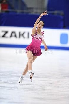 本田真凜 フィギュア全日本選手権 女子シングルFS