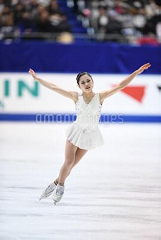 宮原知子 フィギュア全日本選手権 女子シングルFS