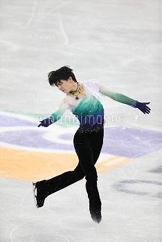 Yuzuru Hanyu ISU Four Continents Figure Skating Championships in Gangneung, South Korea Friday, Feb.