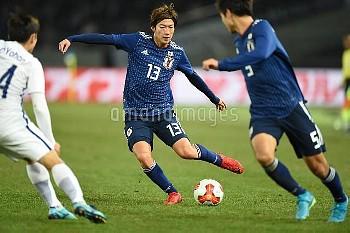 EAFF E-1サッカー選手権決勝大会 日本vs韓国