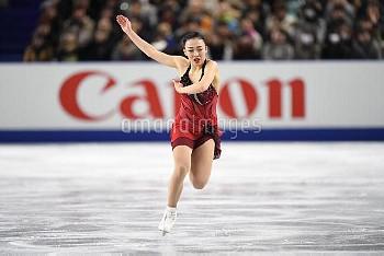 [全日本フィギュアスケート選手権2017] 女子ショート 本郷理華