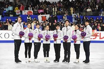 [全日本フィギュアスケート選手権2017] 平昌五輪の代表が決定