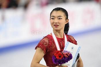 [全日本フィギュアスケート選手権2017] 女子フリー 坂本花織