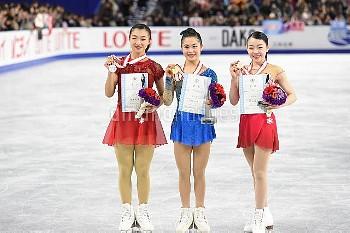 [全日本フィギュアスケート選手権2017] 女子フリー 宮原知子