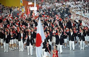 Opening Ceremonies for 2008 Summer Olympics in Beijing